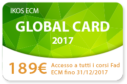 globa card 2016 ecm a distanza