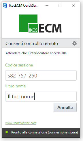 Controllo remoto - Ikosecm.it